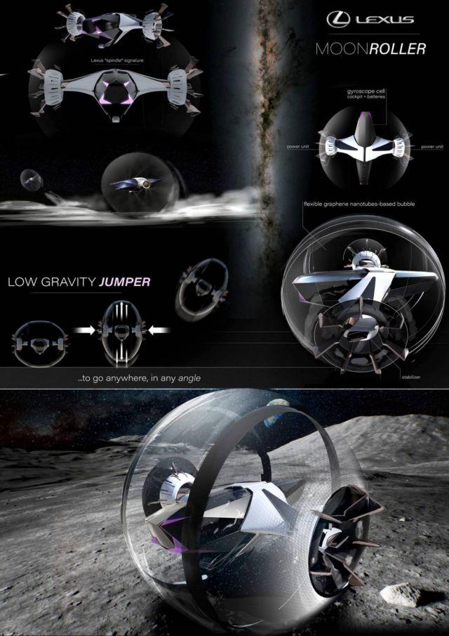 Lexus Moon Mobility Concept (1)