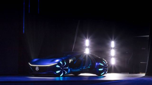 Mercedes-Benz Avatar concept car