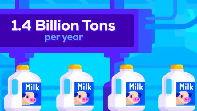 Milk - White Poison or Healthy Drink