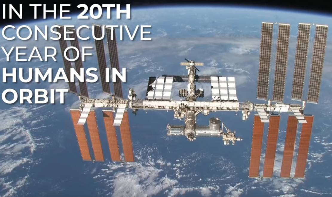 NASA's plans for 2020