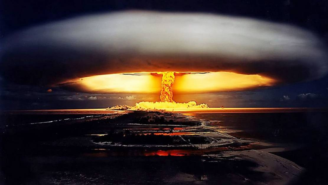 Oceans Warming at the rate of 5 Atom Bombs per Second