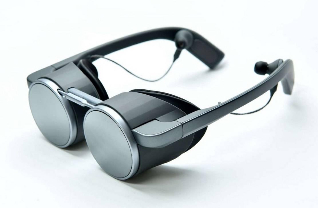Panasonic compact VR Glasses