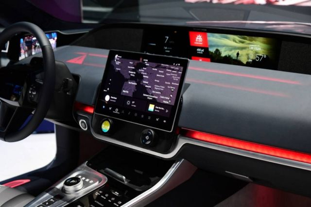 Samsung Digital Cockpit 2020 (6)