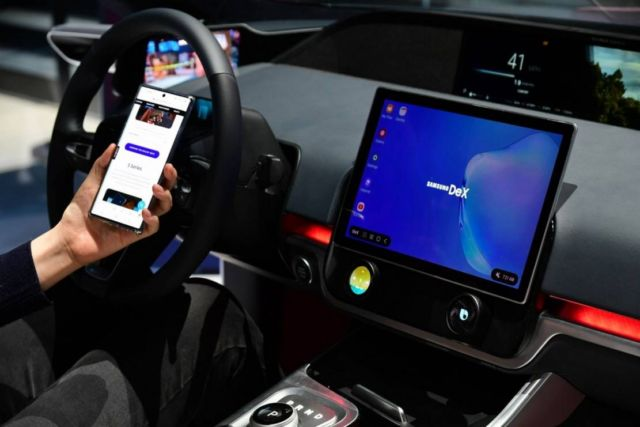 Samsung Digital Cockpit 2020 (2)