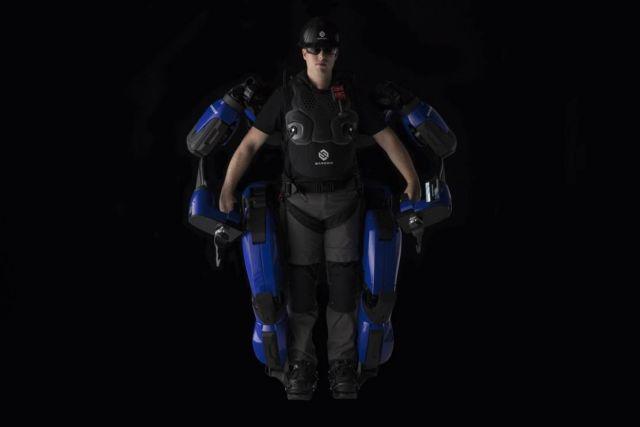 Sarcos robo-suit (3)
