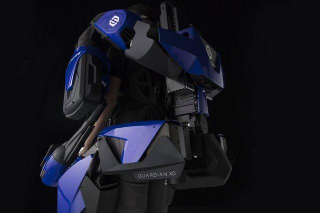 Sarcos robo-suit (2)