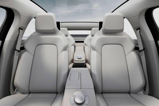Sony VISION-S prototype vehicle concept (3)