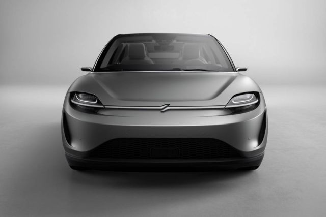 Sony VISION-S prototype vehicle concept (10)
