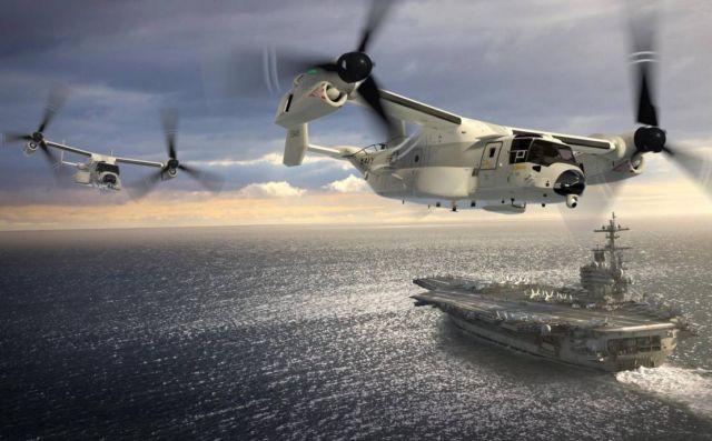 Boeing CMV-22B Osprey
