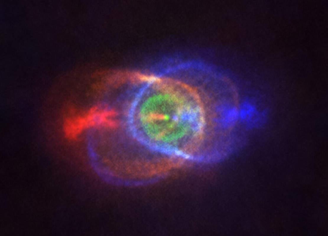 Beautiful outcome of Stellar Fight