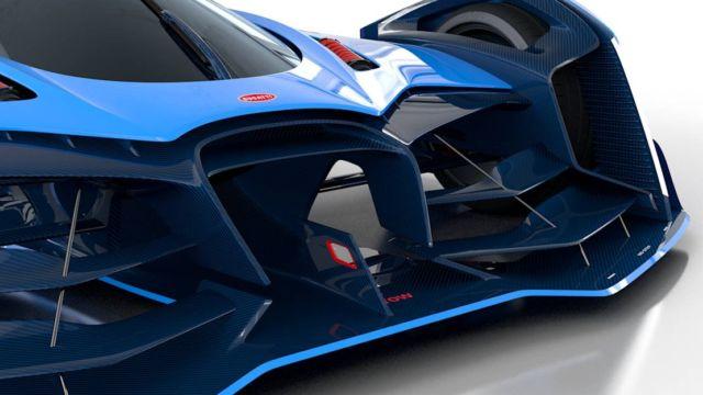Bugatti Vision Le Mans concept (2)