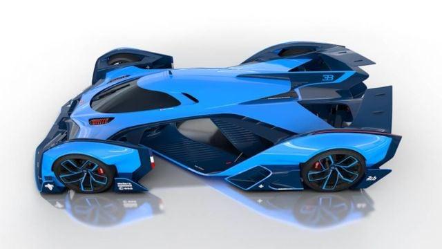 Bugatti Vision Le Mans concept (9)