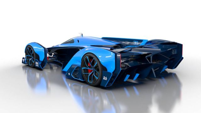 Bugatti Vision Le Mans concept (8)