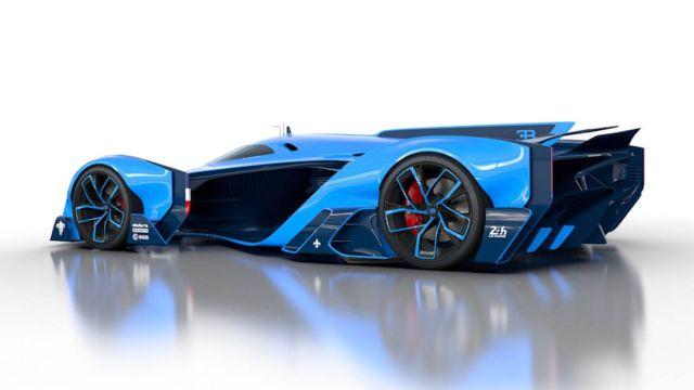 Bugatti Vision Le Mans concept (7)