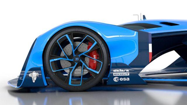 Bugatti Vision Le Mans concept (6)