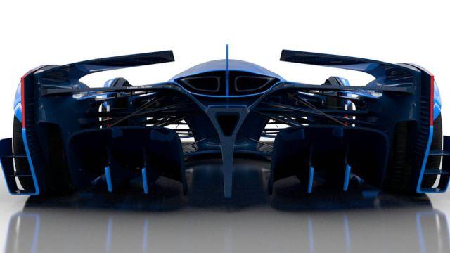Bugatti Vision Le Mans concept (5)