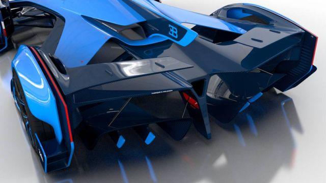 Bugatti Vision Le Mans concept (4)