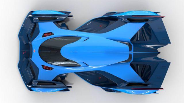 Bugatti Vision Le Mans concept (3)