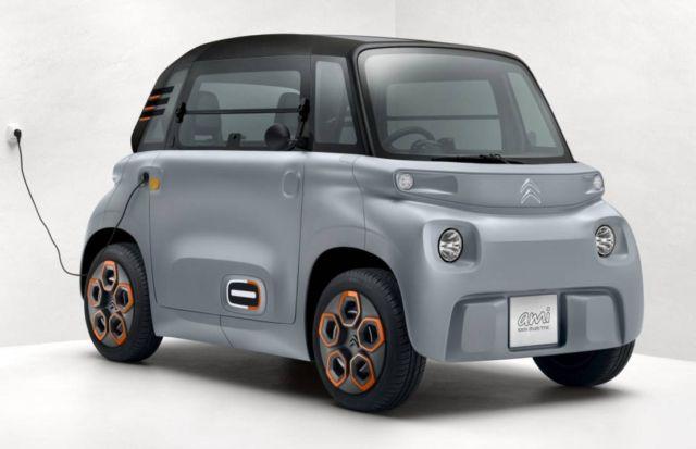 Citroën Ami EV (2)