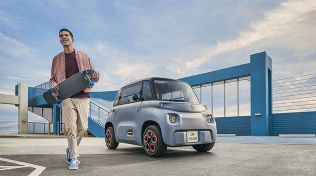 Citroën Ami EV (1)