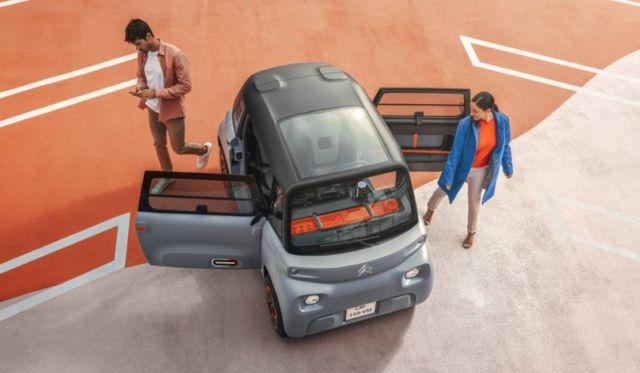 Citroën Ami EV (8)