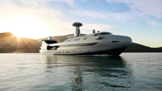 Codecasa Jet 2020 Superyacht