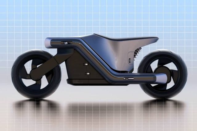 Electric Z motorcycle concept (4)