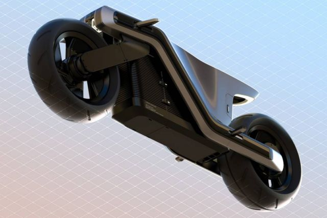 Electric Z motorcycle concept (2)