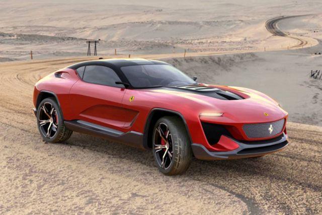 Ferrari GT Cross SUV concept (7)
