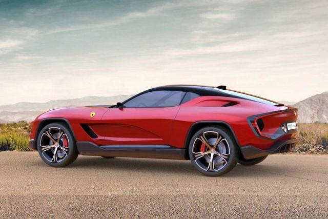 Ferrari GT Cross SUV concept (6)