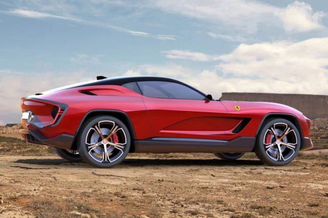 Ferrari GT Cross SUV concept (5)