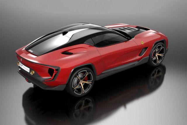 Ferrari GT Cross SUV concept (2)