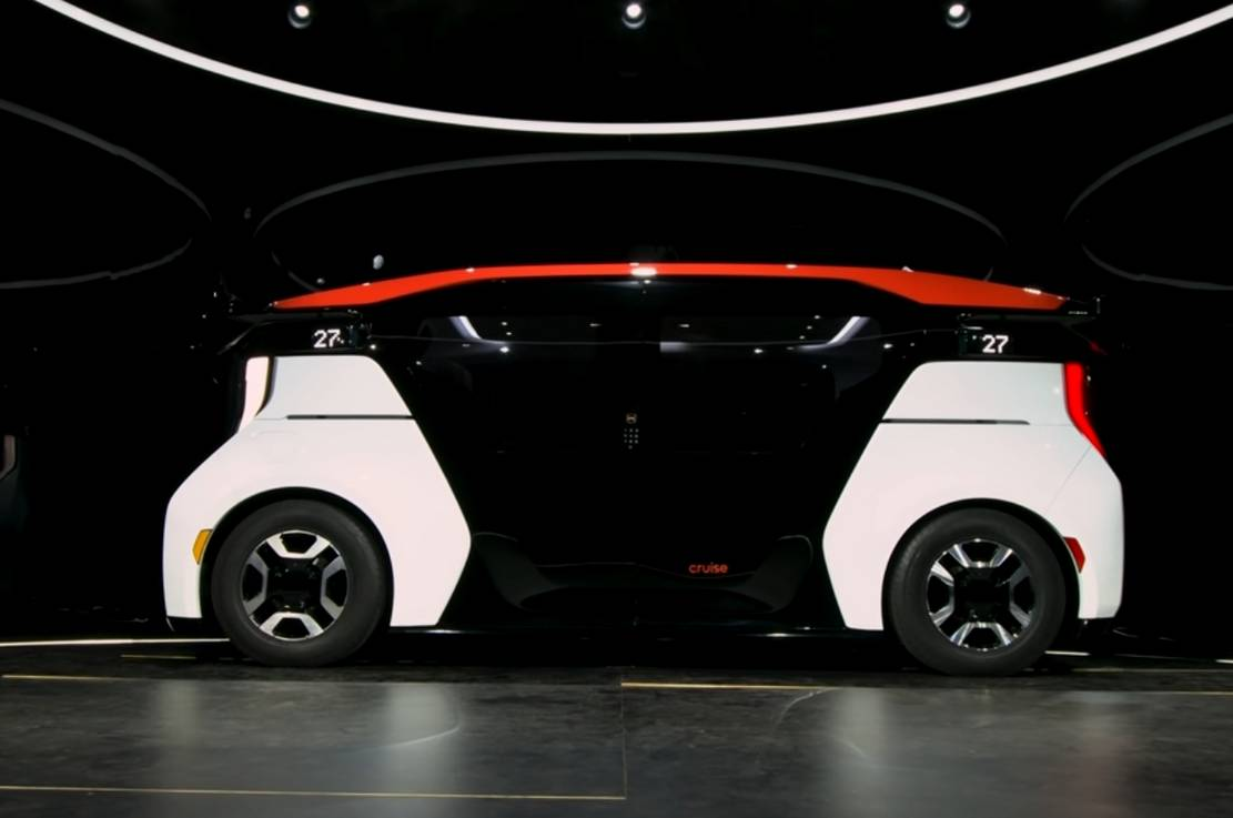 First look at Cruise's first Driverless Car