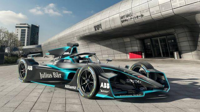 Formula E unveils Gen2 EVO car