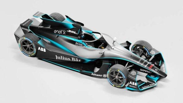 Formula E unveils Gen2 EVO car (8)