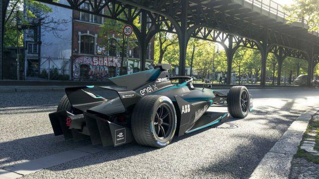 Formula E unveils Gen2 EVO car (7)
