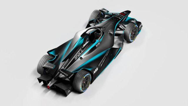 Formula E unveils Gen2 EVO car (6)