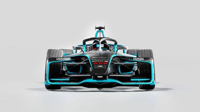 Formula E unveils Gen2 EVO car (5)