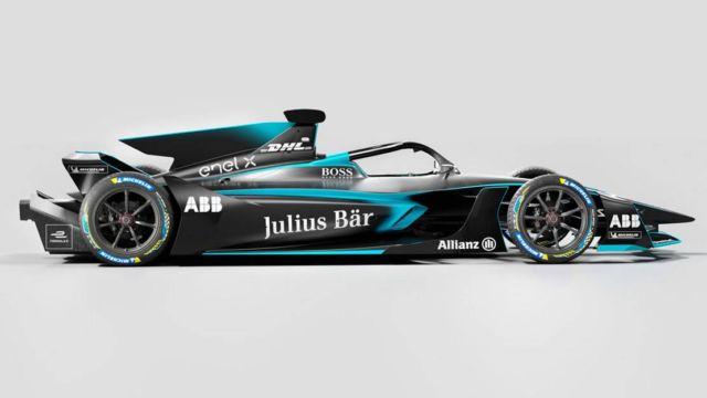 Formula E unveils Gen2 EVO car (4)
