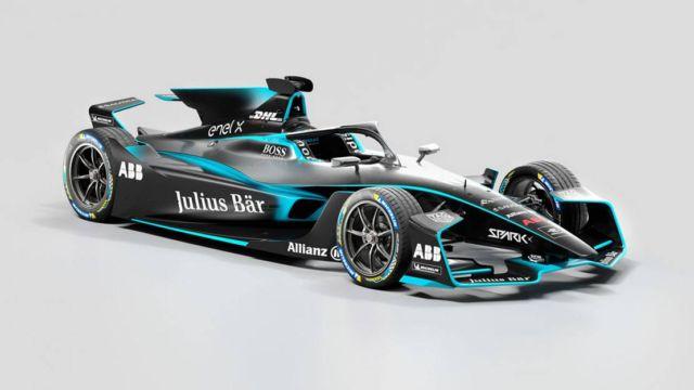 Formula E unveils Gen2 EVO car (3)