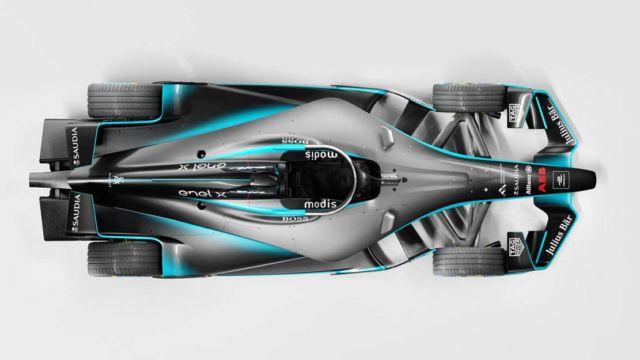 Formula E unveils Gen2 EVO car (2)