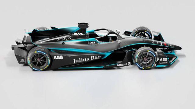 Formula E unveils Gen2 EVO car (1)