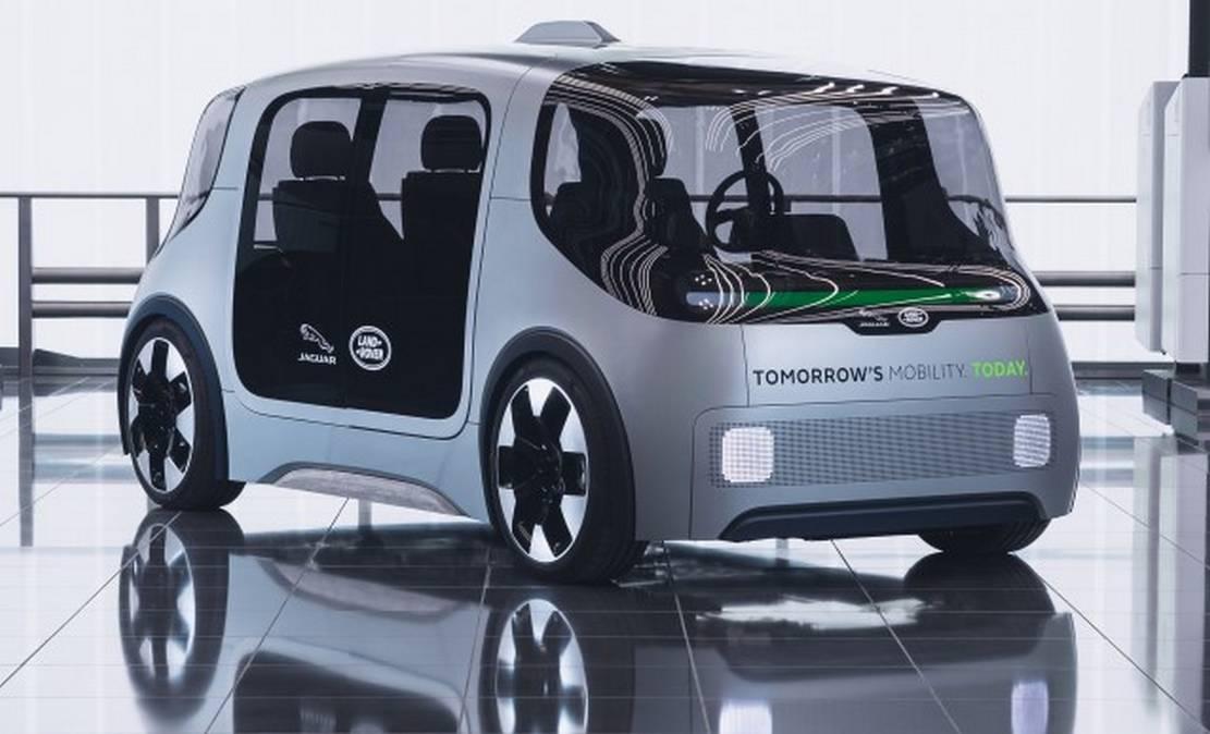 Jaguar Land Rover Project Vector 'autonomy-ready' concept (5)