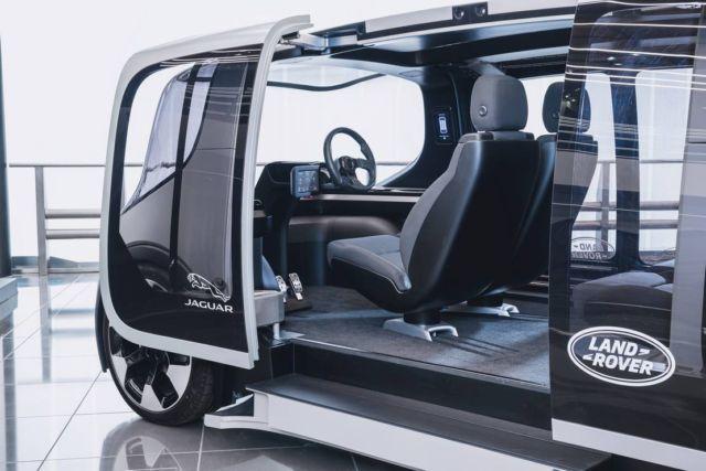 Jaguar Land Rover Project Vector 'autonomy-ready' concept (3)