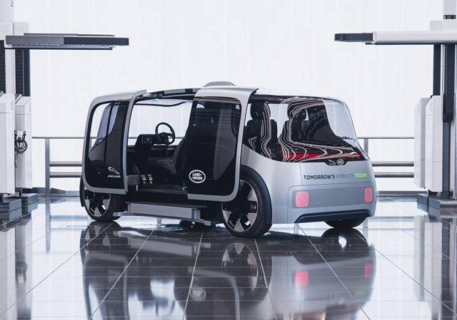 Jaguar Land Rover Project Vector 'autonomy-ready' concept (2)