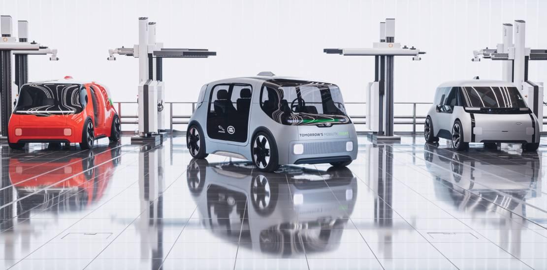 Jaguar Land Rover Project Vector 'autonomy-ready' concept (1)