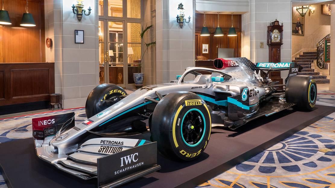 Mercedes Formula One 2020 (5)
