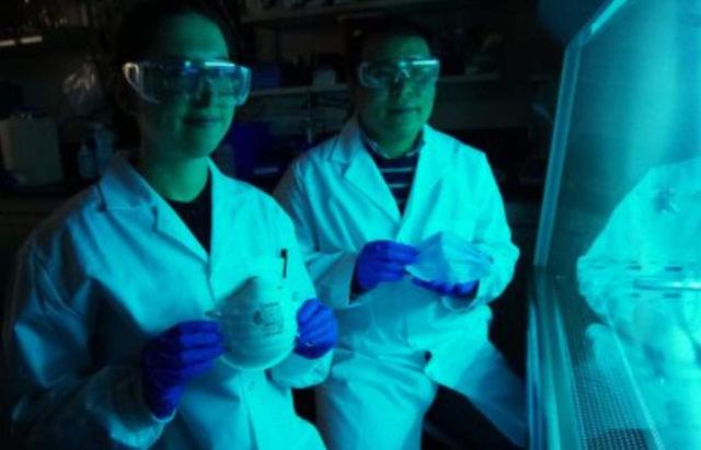 New Salt-coated Surgical masks to kill Viruses