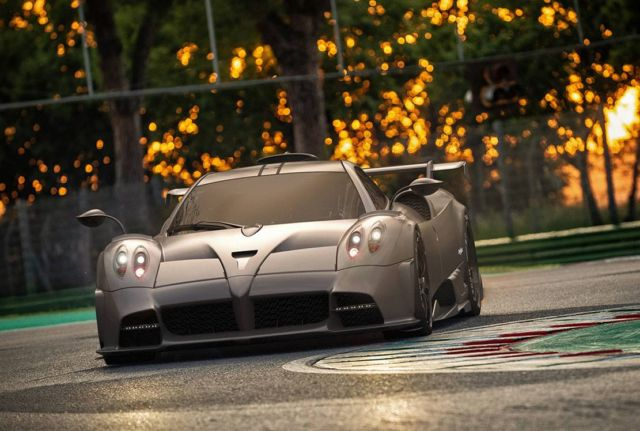Pagani Imola track-focused hypercar