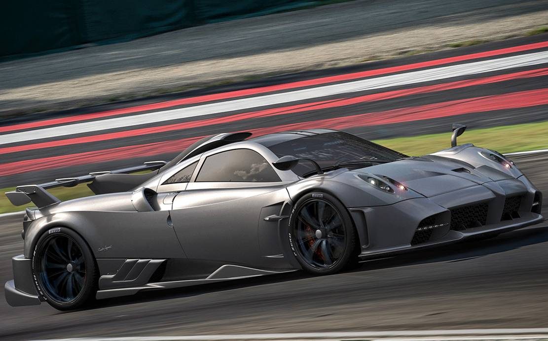 Pagani Imola track-focused €5 million hypercar